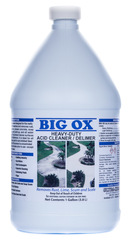 Ultra Chem Inc Big Ox