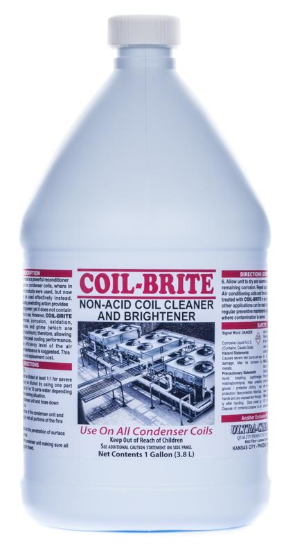 Ultra Chem Inc Coil Brite
