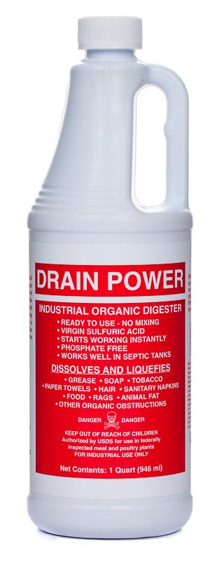 drain power