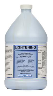 Ultra Chem Inc Lightening